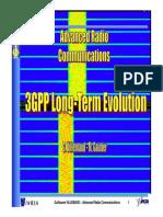 Advanced Radiocom LTE