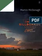 Martin McDonagh - Three Billboards Outside Ebbing, Missouri