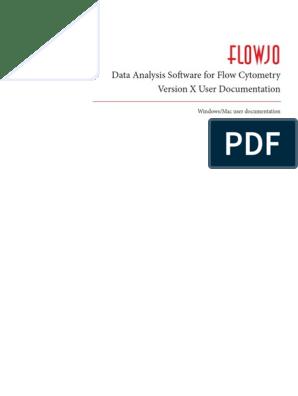 Flowjo Tutorial Coefficient Of Variation Median