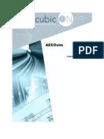 1_AECOsim -Funcionalidades Basicas