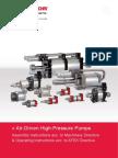 Operating Instructions Pumps en 2016 09