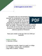RSLogix 500 English 8