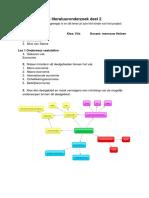 project literatuuronderzoek deel 2