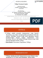 Vitiligo Treatment Update