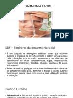 Sindrome de Desarmonia Facial