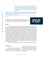 Artigo - Estudo Comparativo Dos Efeitos Da Eletrolipólise Por Acupontos