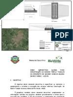 Projeto Pavimentação Rio Verde-GO