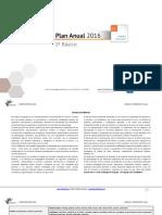 Planificacion Anual Lenguaje 1Basico 2016