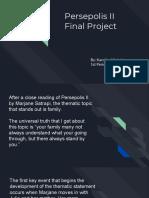 persepolis final project