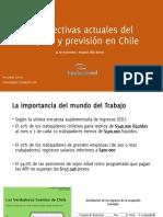 Perspectivas Actuales Del Empleo y Previsión en Chile