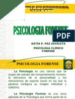 Psicologia Forense Espogra 2018