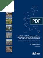 Doc 2017-09-13 Sibiu Pitesti Gap Analysis Report Halcrow 2013