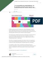 Tabela de Competências Nexialistas. O que um Profissional do Futuro deve ser...pdf
