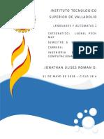 Actividad 2 - Jonathan Ulises Roman Dzul
