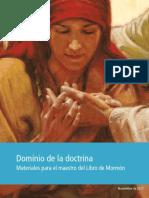 Dominio de doctrina Libro de Mormon
