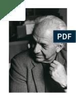 Hubert Damisch e Stephen Bann