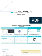 Selling With GearLaunchwd