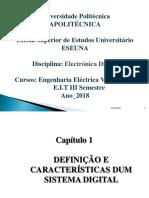 Aula 2 Definição e Características Dum Sistema Digital (1)