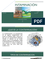 La Contaminacion Paula GiRON