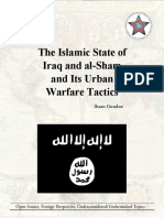 The Islamic State of Iraq and Al-Sham and Its Urban Warfare Tactics