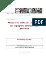 Ruben.rodriguez - Mejora de Las Habilidades Viso Motoras Ruben Rodriguez