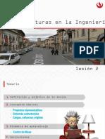 Semana 2 - Las Estructuras en La Ingeniería Civil