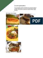 Comida de La Región Norte Guatemalteca