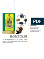 Project Teaser - Activated Carbon Factory