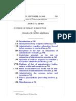 Doctrine of Primary Jurisdiction