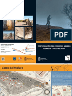 Fortificaiones en El Cerro Melero_Arganda_folleto