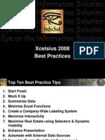 Xcelsius Best Practices Presentation2
