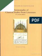 48280879 Brunnow Fischer Chrestomathy of Classical Arabic Prose Literature 8th Edition 2008
