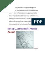 Ancash Rios y Volcanes