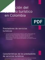 Prestación del servicio turístico en Colombia.pptx