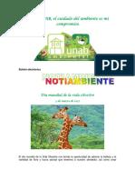 3 de Marzo. Día Mundial de La Vida Silvestre