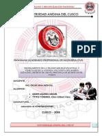 Tipos de Contaminación en La Ing. Civil Turno 7-9 Diasmiercoles Sabados