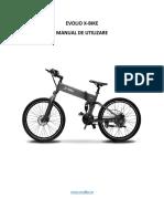 Manual X - Bike