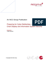 2014-03-03 - Ncc Group - Whitepaper - Cyber Battle Ship v1-0