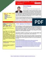 GCM India Newsletter Sept 2010