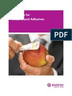 Brochure Water Based Adhesives Web