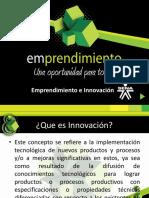 Emprendimiento Innovador