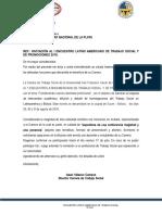 Carta de invitación   a  expositores.doc