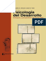 Claudo Urbano. Psicologia Del Desarrollo. Enfoques y Perspectivas Del Curso Vital