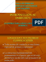 LA ESTRUCTURA LÓGICA DE LA NORMA JURÍDICA.ppt