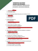Cuestionario Didactica Usp