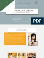 Cosmetología Egipcia