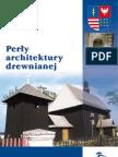 Perły architektury drewnianej