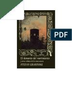 Grabinski Stefan - El Demonio Del Movimiento