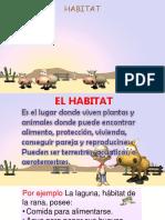 4° Naturales - Tema 1 - Habitad