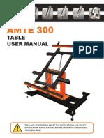 AMTE300 User Manual